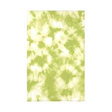 Golden Beach Chillax Geometric Throw Blanket