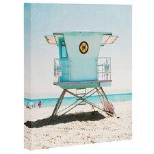 Santa Cruz Summer Photographic Print on Canvas