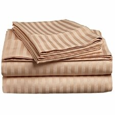 300 Thread Count Premium Long-Staple Combed Cotton Sheet Set