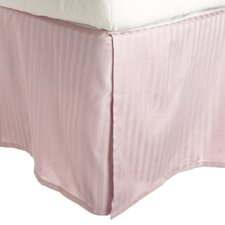 300 Thread Count Premium Long-Staple Combed Cotton Stripe Bed Skirt