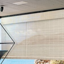 Bamboo Outdoor Roller Shade