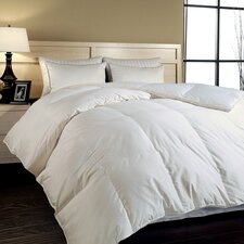 700 Thread Count All Season Cotton Sateen Down Alternative Comforter