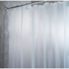 Vinyl Waterproof Chlorine Free Shower Curtain