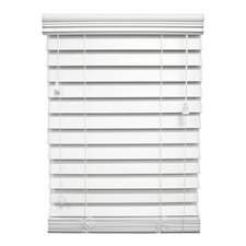 Premium Faux Wood Venetian Blind