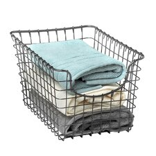 Small Scoop Storage Basket