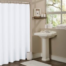 Vinyl Anti-Mildew Shower Curtain Liner