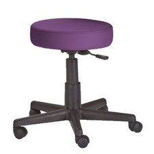 Height Adjustable Rolling Stool