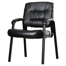 Leather Blend Guest Chair