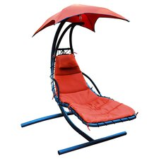 9 Hanging Chaise Lounger