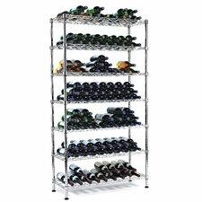 126 Bottle Floor Wine Rack