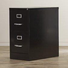 2 Drawer Commercial Letter Size File Cabinet