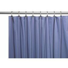 10 Gauge Mildew Resistant Vinyl Shower Curtain Liner