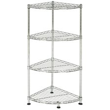"11.8"" W x 31.5"" H Bathroom Shelf"