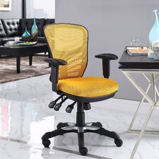 Decker Mid-Back Task Chair with Arms