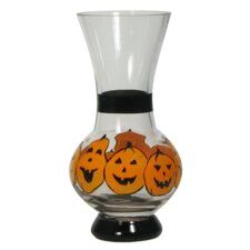Pumpkin Family Vase