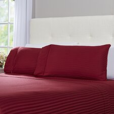 Dallastown 300 Thread Count Premium Long-Staple Combed Cotton Sheet Set