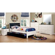 Cristina Sleigh Customizable Bedroom Set