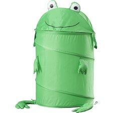 Large Kids Frog Pop-Up Hamper