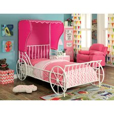 Devyn Wrought Iron Bed