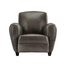 Maurice Leather Arm Chair