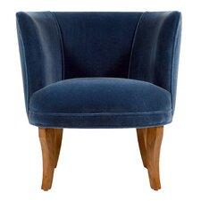 Bella Upholstered Barrel Chair