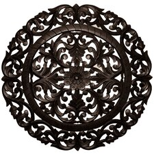 Handcrafted Medallion Wall Décor