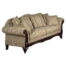 Dark Wood Sofas