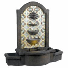 Carleton Resin Floor Fountain