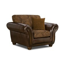Simmons Upholstery Aske Chair
