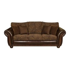 Simmons Upholstery Aske Queen Sleeper Sofa