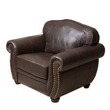 Nassau Italian Leather Arm Chair