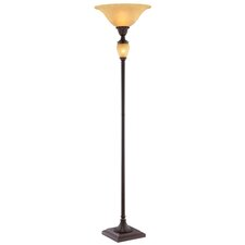 "Bafford 71"" Torchiere Floor Lamp"