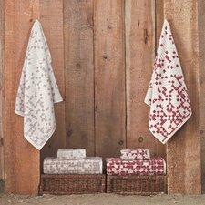 Geo 100% Turkish Cotton 3 Piece Towel Set