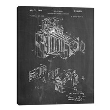 """""""Photographic Camera Accessory"""" by Cole Borders Graphic Art on Wrapped Canvas"""