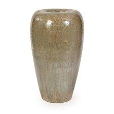 Light Brown Tall Floor Vase