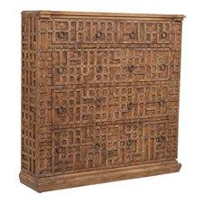 Rubalcaba Reclaimed Wood 5 Drawer Dresser