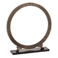 Decorative Footed Hoops Décor