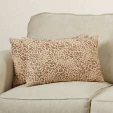 Maimouna Leopard Decorative Pillow (Set of 2)