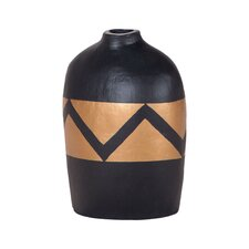 Wave Hand Painted Vase