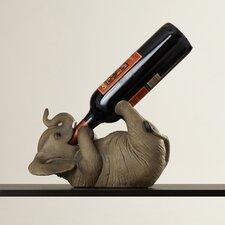 Zelaya 1 Bottle Tabletop Wine Rack