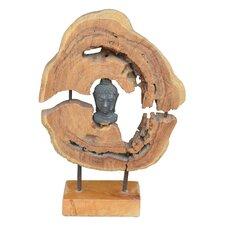 Buddha Décor on Stand Sculpture
