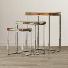 Kilyan 3 Piece Nesting Tables