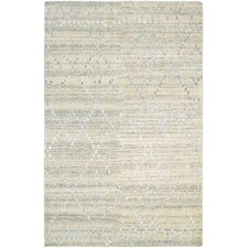 Amberson Hand-Knotted Natural/Beige Area Rug