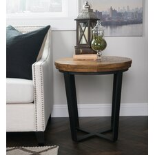 Ayon Round End Table