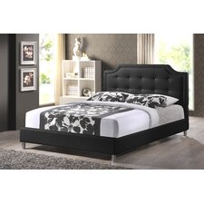 Blanke Upholstered Platform Bed