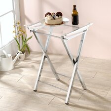 Kirch Mari Folding Tray Table (Set of 2)