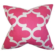 Zeigler Geometric Cotton Throw Pillow