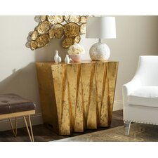 Lesher Hex Console Table