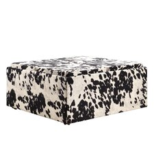 Pacino Storage Cocktail Ottoman