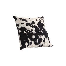 Oliver Cow Hide Print Decorative Throw Pillow (Set of 2)